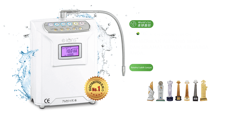 E-IONS Air Hidrogen Terion