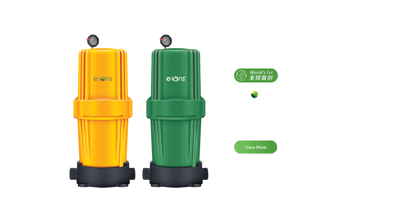 E-IONS Household Purifying System