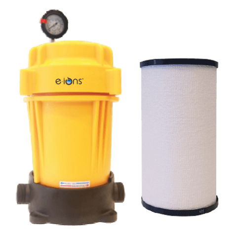 New Member Package - Outdoor Filter Set + P.P Filter (Small) - Yellow